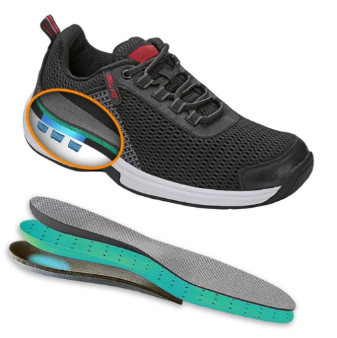 Orthopedic Features - With Orthofeet Shoes review