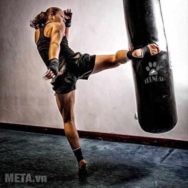 boxing sandbag