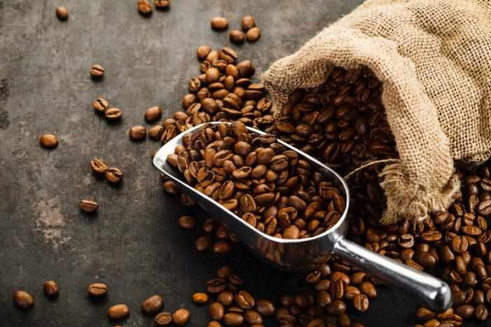 Coffee beans - Food for weight loss that few people know
