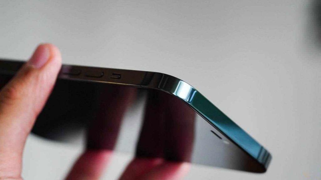 Camera design of iPhone 12 Pro Max
