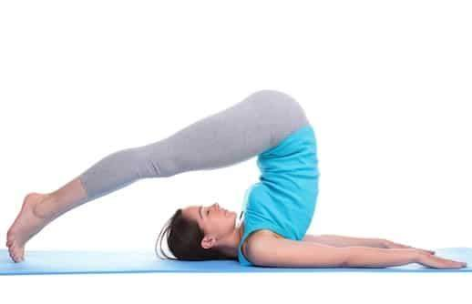 increasing height with Pilates roll