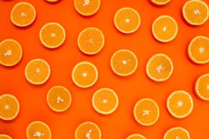 Fruits of the citrus family, lemons