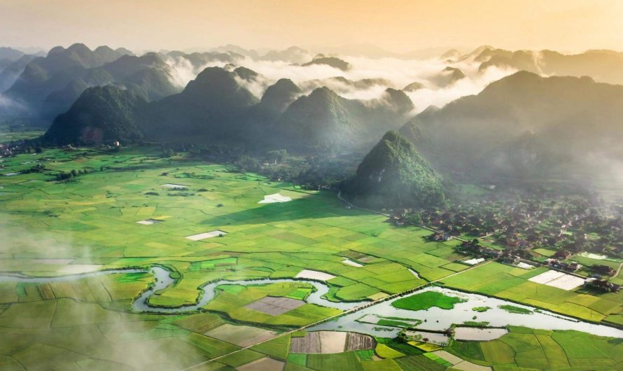 Top 10 most beautiful tourist destinations in the world voted by Roughguides