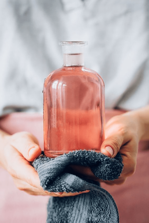 Use alcohol-free toner after cleansing to balance skin
