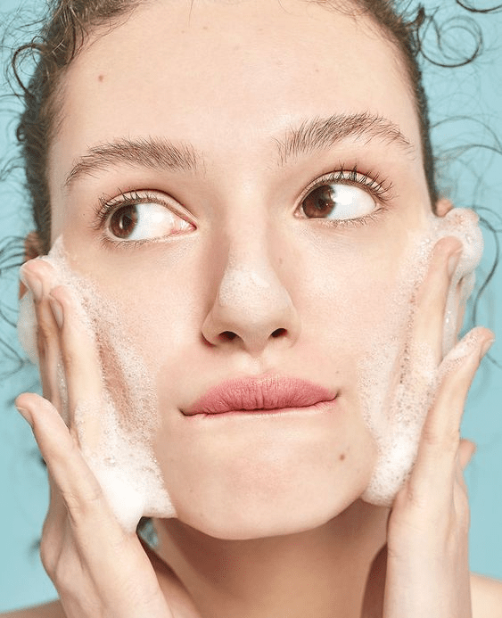 Wash your face - how to care for your skin in the morning when you wake up