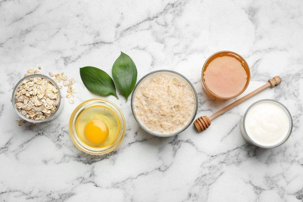 Wash your face clean with natural ingredients