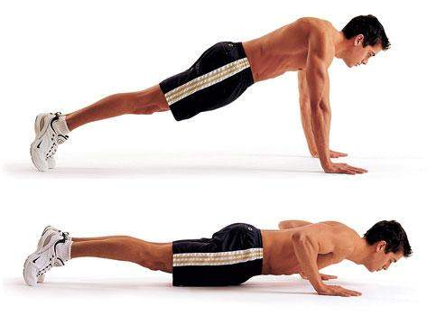 20 effective home gym exercises for men