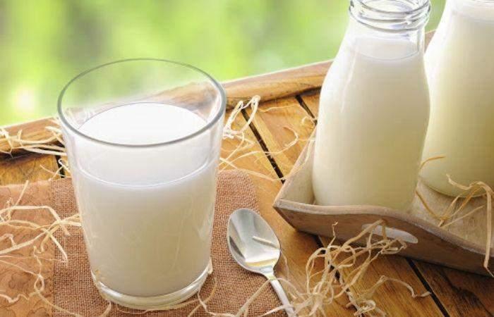 Sugar-free milk