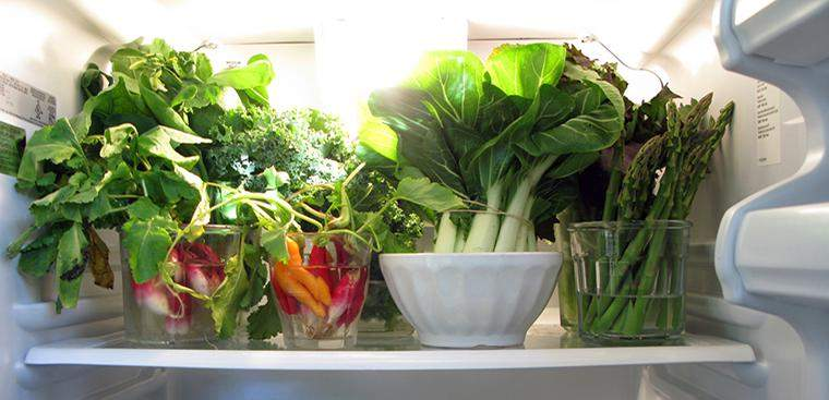 5 tips to properly store vegetables in the refrigerator