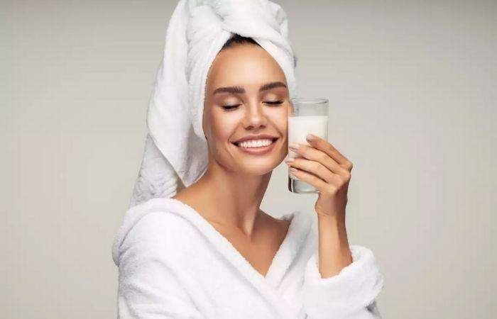 The Unexpected Effect of Washing Your Face with Sugar-free Milk
