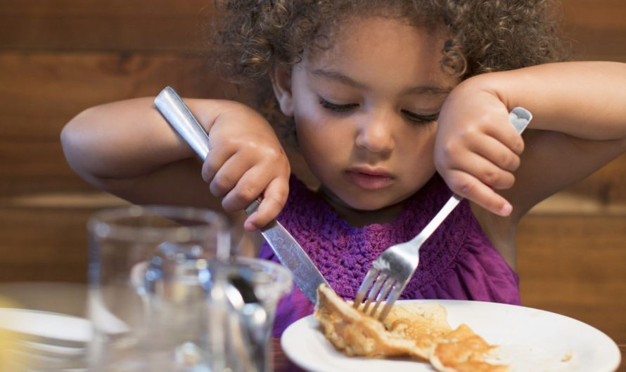 How to teach good manners to your child from a young age