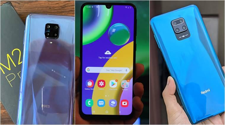 Best Mid-range Smartphone Under 15000 in India