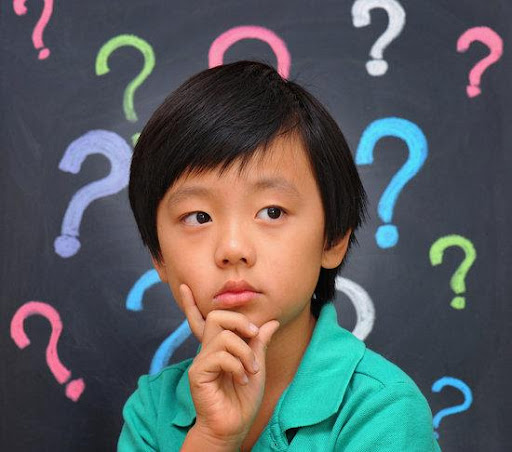 The Fine Art of Asking Questions for Children While In Online Classes
