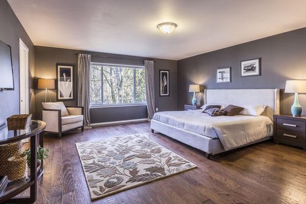 A Morden Bedroom