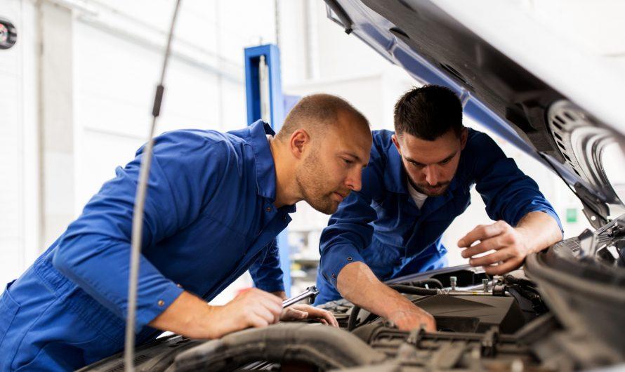 7 Helpful Auto Repair Shop Management Tips