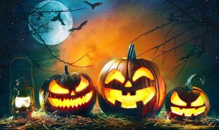 Halloween pumpskin